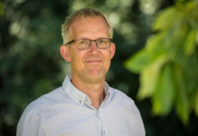 Gunnar Lindén, ansvarig för naturvårdsfrågor på LRF Skogsägarna.
