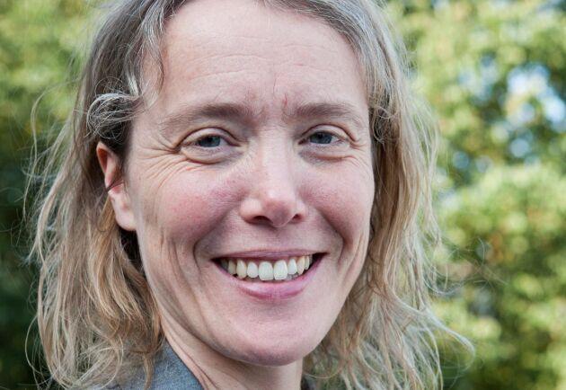 – Vägen framåt är att skogspolitiken tydligare definierar målen för produktion och miljö, sa Annika Nordin.