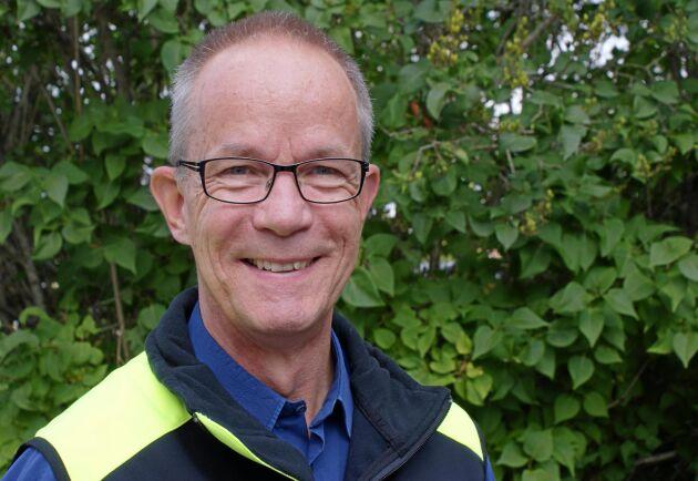 – Inom projektet möts skogsägare och jägare och får en gemensam kunskapsbas och större förståelse för sambanden och helheten, säger Hasse Bengtsson