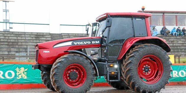 Modeller från Volvo BM stoppades