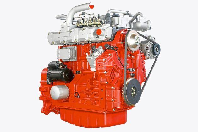 Basmotorn i projektet är en Deutz TCD 3,6.