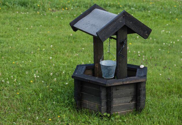 SGU rekommenderar enskilda brunnsägare i sydöstra Sverige att vara uppmärksamma gällande sin vattentillgång.