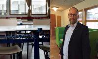 """Skolor stänger: """"Inte en enda elev har jublat"""""""