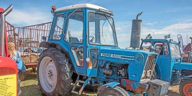 Hela listan – traktorerna som söks mest på Blocket