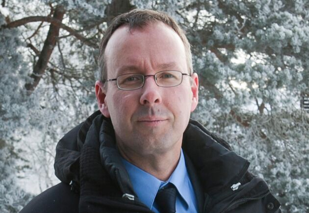 Martin Melkersson är universitetsdirektör på SLU.