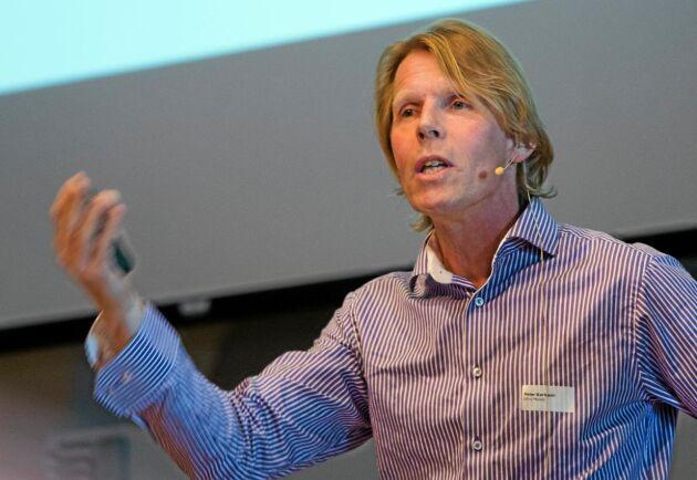 Innovationer. Sony söker samarbetspartners i lantbruksbranschen och Peter Karlsson visade nyligen vid ett seminarium på SLU i Alnarp upp smakprov på vad företaget håller på med.
