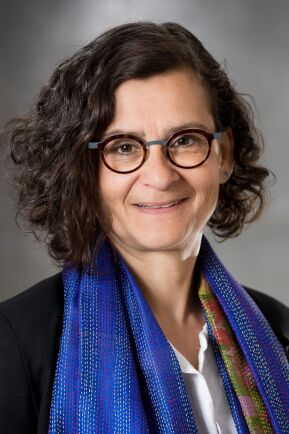 Anneli Bergholm Söder, chef för MSB:s operativa avdelning.