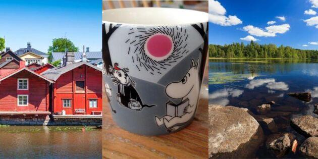 10 skäl att älska grannlandet Finland