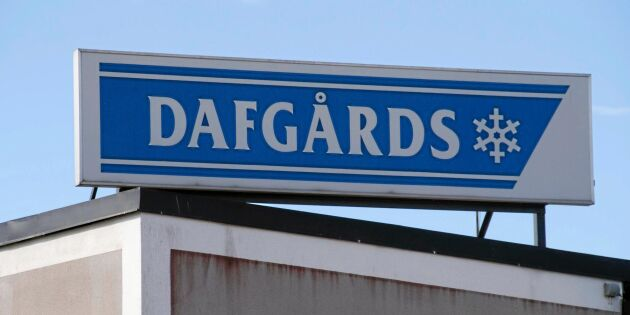 Stopp på Dafgårds efter brand i fritös