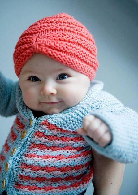 Virkat till bebisen – 24 bedårande idéer | Land