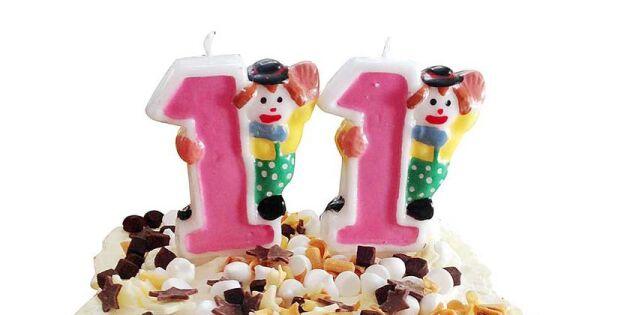 Glass i stora lass! Fem superenkla glasstårtor som gör succé på kalaset