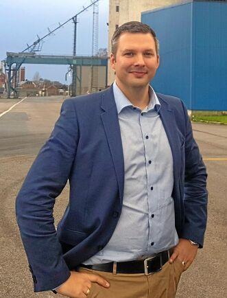 Erik Wildt-Persson, VD för KLF.