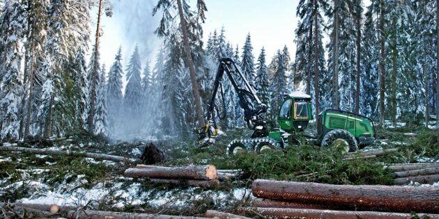 Nu avgörs vilket skogsmaskinlag som är bäst