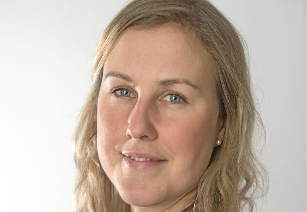 Lisa Ehde betonar att Sverige behöver flera stora företag som producerar mat.