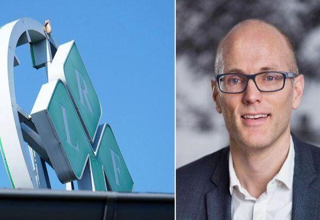 Erik Pihlo, chef för ekonomi och affärsstöd, CFO, på LRF, har huvudansvar för LRF:s lägenhetsuthyrning.