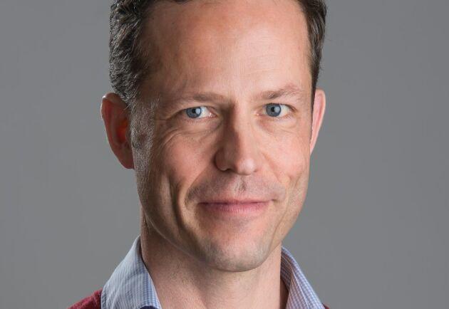 Karl Ståhl, biträdande statsepizootolog, SVA.