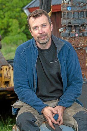 Johan Nordh. Skogsentreprenör och uppfinnare.