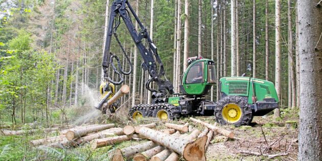 Skogsstyrelsen lägger över ansvar på skogsägarna