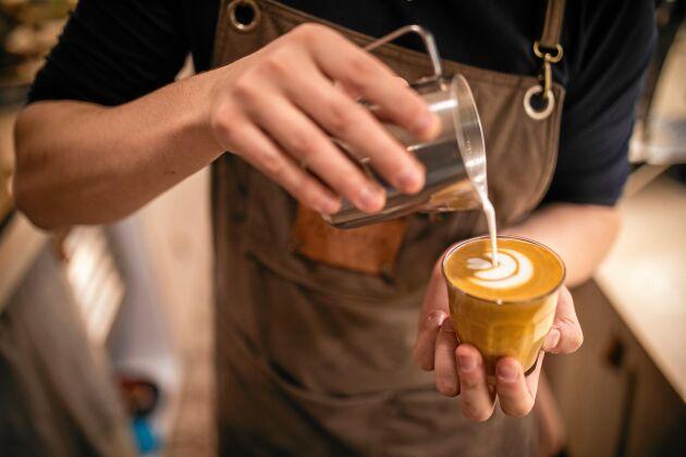 Bara det finaste kaffet är gott nog till hjältarna i vården.