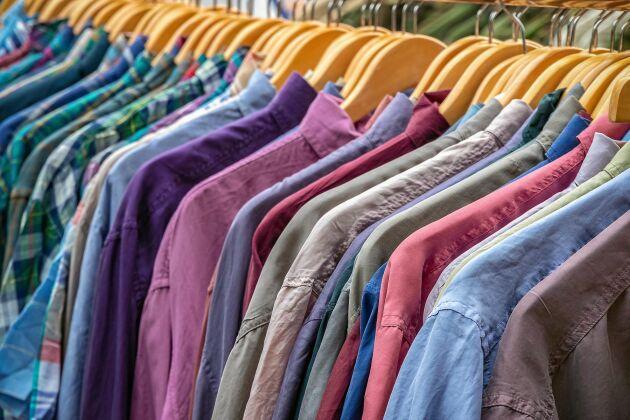 Herrskjortor – glada färger och stadiga tyger.