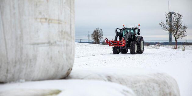 Valtra G 135: Liten men teknikstinn traktor