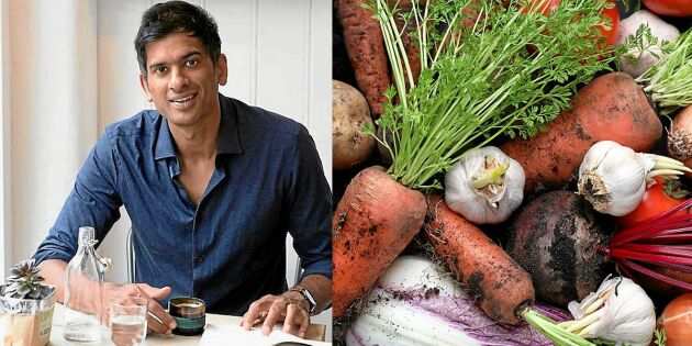 Läkaren Rangan Chatterjee: Ät hela alfabetet – och få mindre stress i ditt liv!