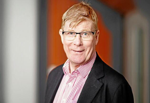 Örjan Lenárd, förhandlingschef för Gröna arbetsgivare.