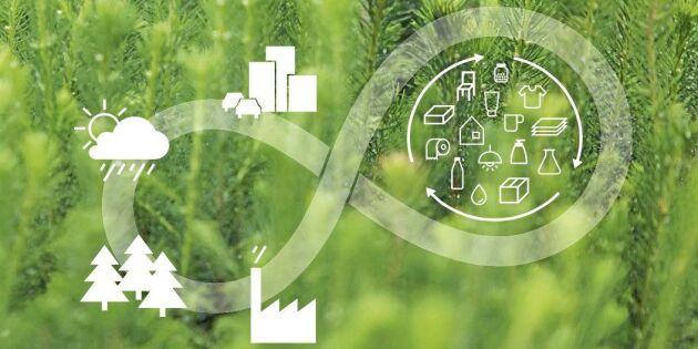 Skogsnäringen samlas kring bioekonomi