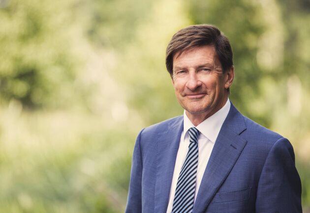 Lars Idermark, Södras koncernchef och VD.