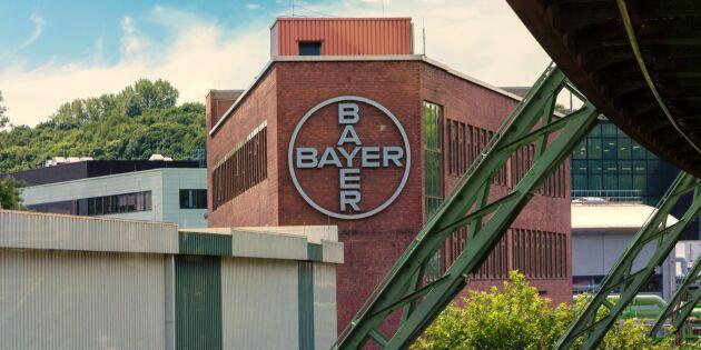 Bayer tar strid för neonikotinider