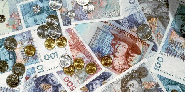 Fyra miljarder i gamla sedlar saknas – så gör du för att lösa in dem