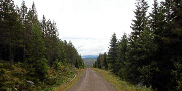 Skogsstyrelsen kräver att fjällmålet avgörs inför öppen ridå