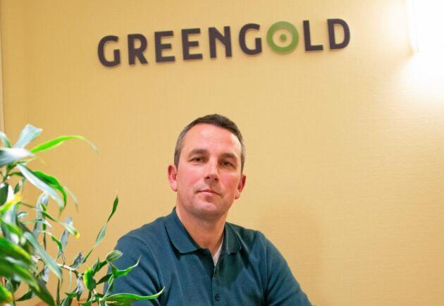– Han har själv bett att få avgå, och det finns ingen konflikt mellan oss, säger Sorin Chiorescu om den advokat som stämts för bolagsplundring och nu hoppar av sina styrelseuppdrag inom Greengold.