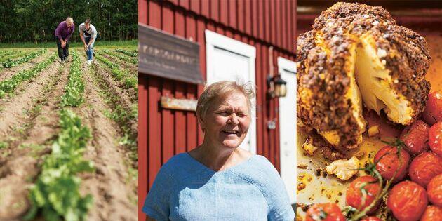 Mathantverk: Suget som får Ekogården att blomstra