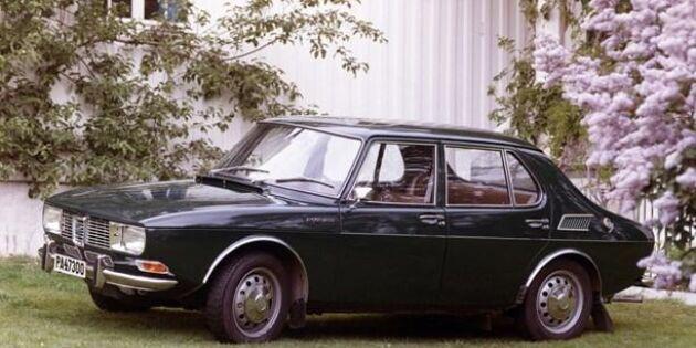 Tre fantastiska veteranbilar saknar ett hem - värda 300 000 kronor