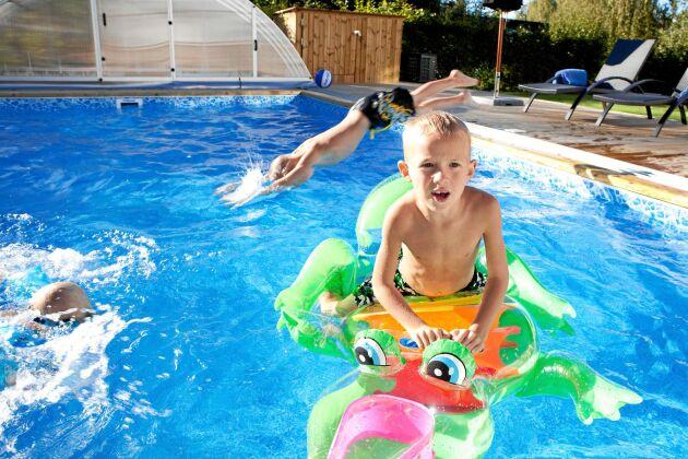 Förbered dig väl inför poolbygget så blir resultatet bättre.