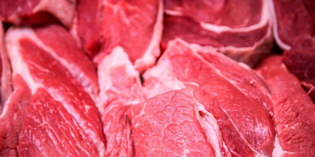"""""""Förbjud import av brasilianskt kött"""""""