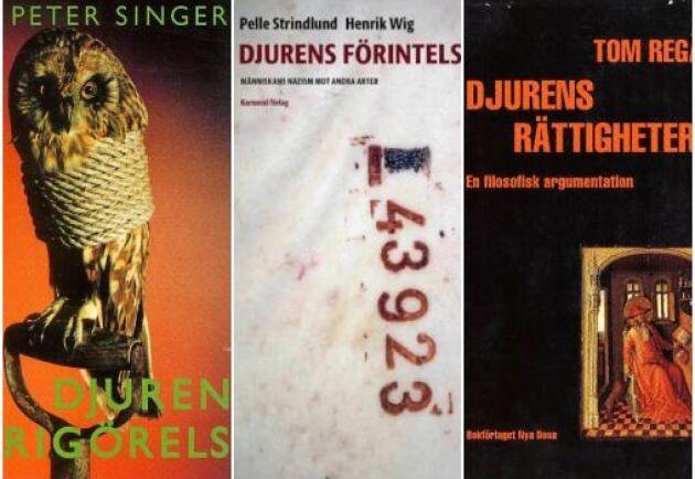 Här är tre ideologer som har inspirerat djurrättsrörelsen.