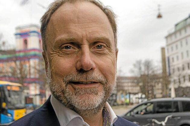 Christer Lundin är talesperson i Sverige för danska Landbrug & Fødevarer.