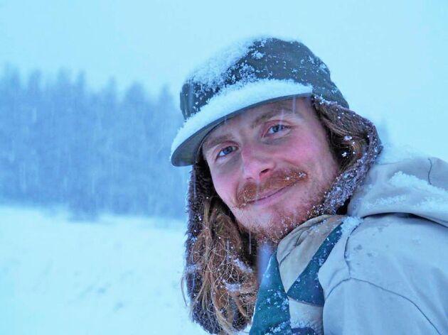 Jonas Nordenström, Naturskyddsföreningen i Sorsele