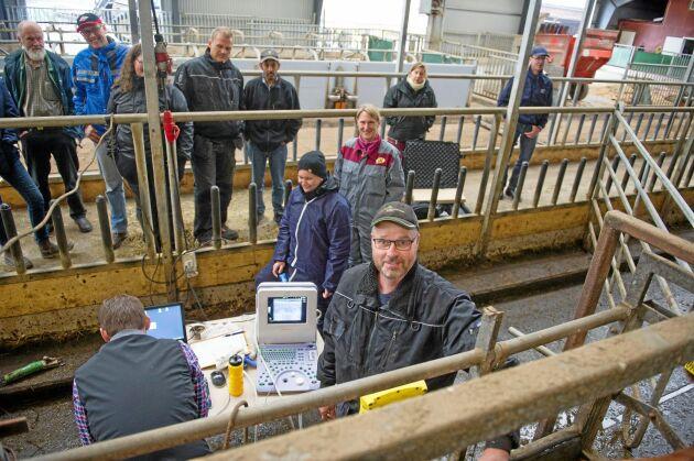 I ett tiotal år har nötköttsuppfödaren Johan Stegard arbetat med att ta fram djur med fin marmorering. Nu pågår ett projekt med syfte att sprida kunskapen i hela köttkedjan.