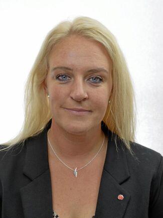 Hanna Westerén (S).
