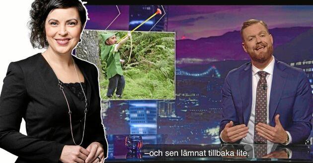 """""""Svenska nyheter"""" i SVT lyckas förmedla verkligheten på landsbygden genom ett humoristiskt inslag. Toppen, tycker Lands krönikör Terese Bengard."""
