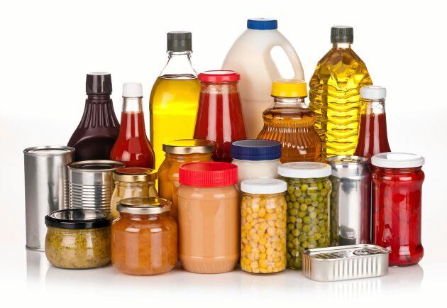 Bunkra mat – här är en lista på varorna du kan förvara länge.
