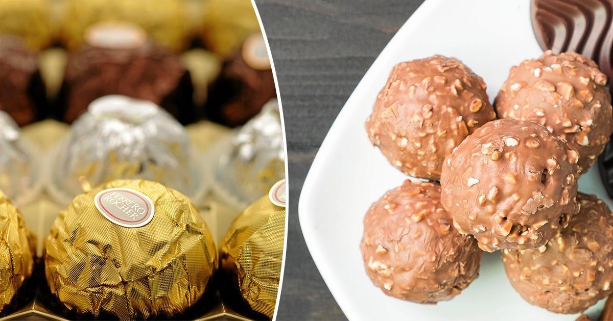Hemgjorda Ferrero Rocher-kulor för hasselnötsälskaren | Land.se