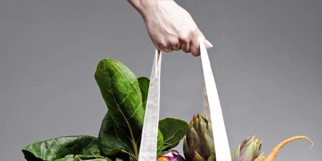 Nedåt för plastpåsarna - så stor effekt har nya lagen