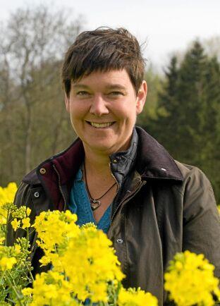 Anneli Kihlstrand, VD för Sveriges frö- och oljeväxtodlare.