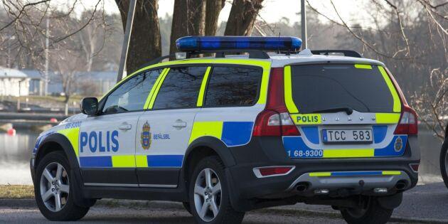 Polisen slutar hantera djur