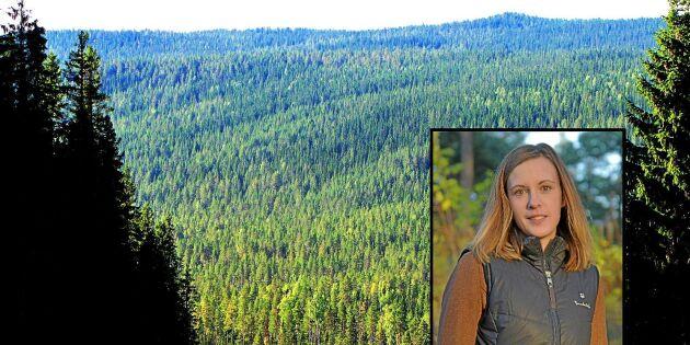 330000 skogsägare en tillgång för naturvården