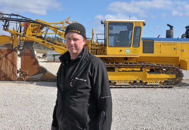 Thomas Nilsson är en sann entreprenör. Han gillar att lösa problem.